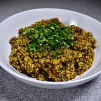 Miahjay's At Home: Vegan Curry Quinoa